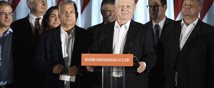 Tarlós István emelt fővel távozik posztjáról