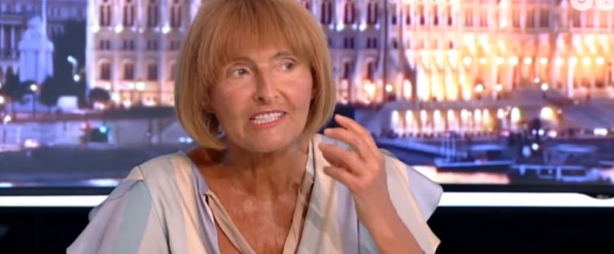 Lady Botox szerint lopják a Köztársaságot