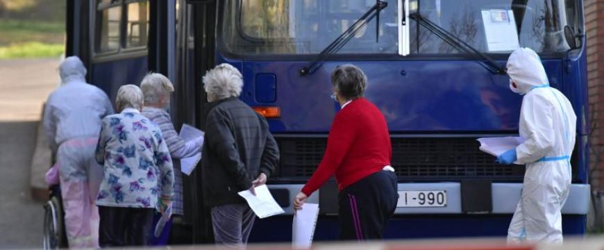 Pesti úti idősotthon: rühes volt az egyik áldozat