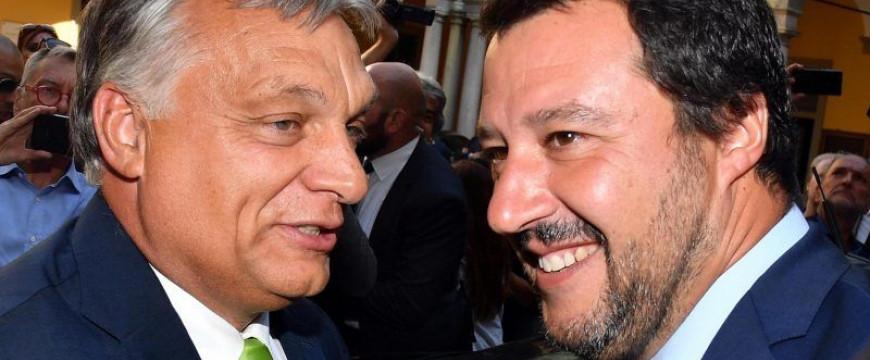 Salvini és Orbán nagyon nagy dologra készülnek