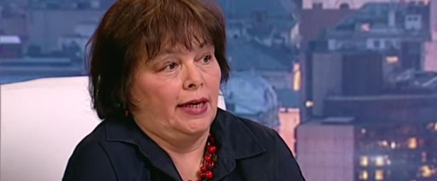 A kedves arcú Vásárhelyi Mariska Orbánra támadt