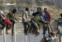 Nem gondolná, hol építettek falat a migránsok ellen!