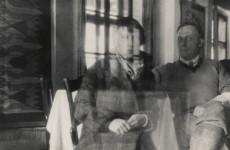Fotó: Stanisław Ignacy Witkiewicz: Önarckép Czesława Oknińskával, 1930-as évek