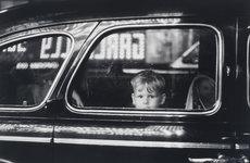 Fotó: Elliott Erwitt: Pittsburgh, Pennsylvania, 1950. Harry Ransom Center Collection © Elliott Erwitt/Magnum Photos