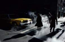 Fotó: Ernst Haas: New York, 1980  © Courtesy of Ernst Haas and Christophe Guye Galerie