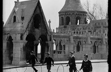Fotó: Kozák Lajos: Budapest, 1930-as évek (CULTiRiS Kulturális Képügynökség)