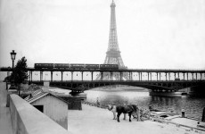Fotó: Maurice-Louis Branger: Szajna, Párizs, 1908