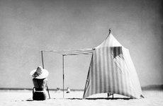 Fotó: Jacques Henri Lartigue: Coco, Hendaya, 1934. © Francia Kulturális Minisztérium/AAJHL
