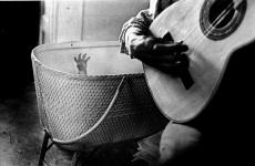 Fotó: Ralph Gibson: Untitled, San Francisco, 1962