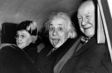 Fotó: Arthur Sasse: Albert Einstein, 1951. március 14.
